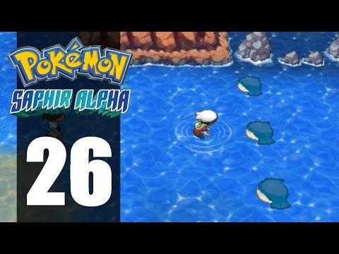 Pokémon Saphir Alpha #26 - Nénucrique, nous voilà !