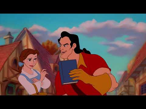 Beauty And The Beast (1991 Film) - Gaston's Thoughts On Women