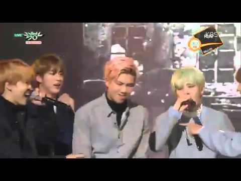 BTS RUN 5th Win RM dance time