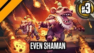 Hearthstone: Boomsday - [Experimenting] Even Shaman P3