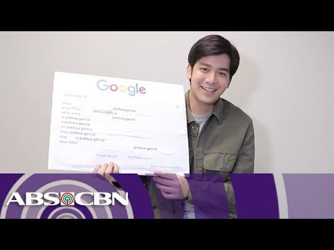 Joshua Garcia answers the web's most searched questions about him