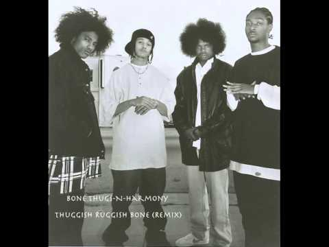 Bone Thugs-N-Harmony (Feat. Shatasha Williams) - Thuggish Ruggish Bone (Remix)