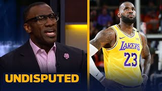 Lakers on verge of elimination after blowout loss to Suns in GM5 — Skip & Shannon | NBA | UNDISPUTED