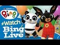 Bing Full Episodes, Fun & Games - Watch Live Now