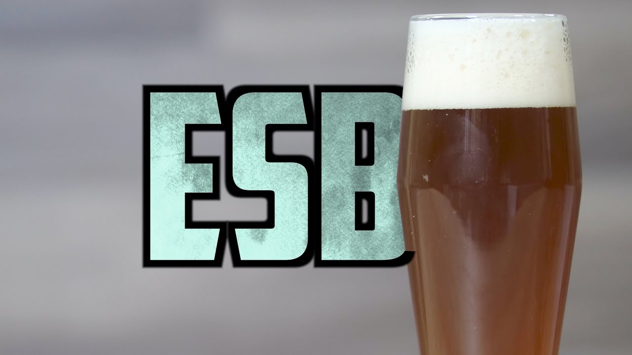 ESB Extra Special Bitter Palmer Premium Beer Kit Extract Homebrew ABV 5.8/%