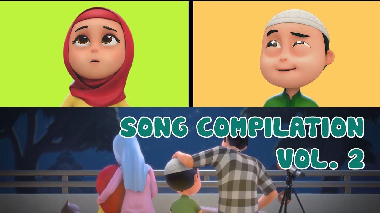 Nyanyi Bareng Nussa Bulan Hijriah, Jumat hari Raya, Rukun Islam ...