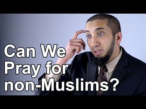 Can We Pray for Non Muslims? - Nouman Ali Khan - Quran Weekly