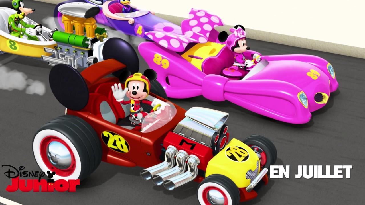 Mickey et ses amis top d part en juillet sur disney - Amis de mickey ...
