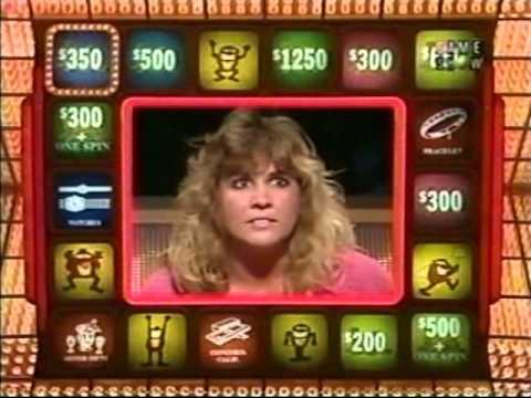 Press Your Luck #450 - Bill/Christy/Pam