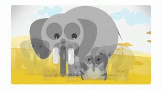 Zoo mix-Крокодил/Слон