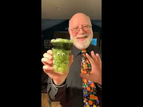 Healthy Halloween | Facebook Live 10/22/20