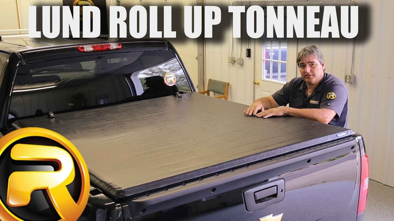 Tundra Tonneau Cover >> How to Install Lund Genesis Roll Up Tonneau Cover - YouTube