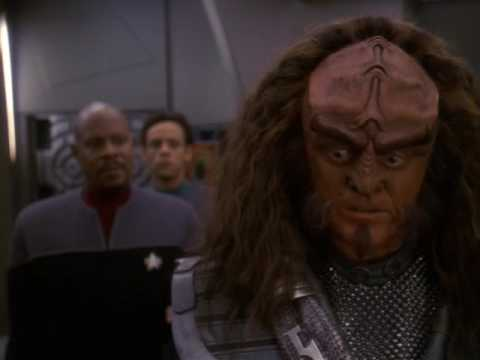 Chancellor Gowron reinstate the Khitomer Accords