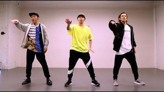 Cover images SASUKE / J-POPは終わらない with Hilty & Bosch | SDR -Studio Dance Rehearsal-
