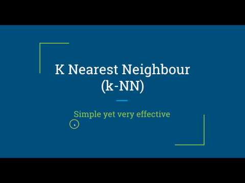 K Nearest Neighbor (kNN) Algorithm  | R Programming | Data Prediction Algorithm