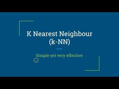 K Nearest Neighbor (kNN) Algorithm  | R Programming | Data Prediction Algorithm