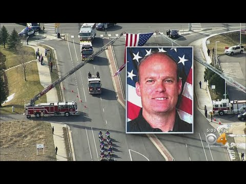 Colorado Community Honors Fallen Firefighter Ken Jones