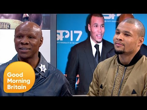 From Boxing To Goggleboxing With The Eubanks | Good Morning Britain
