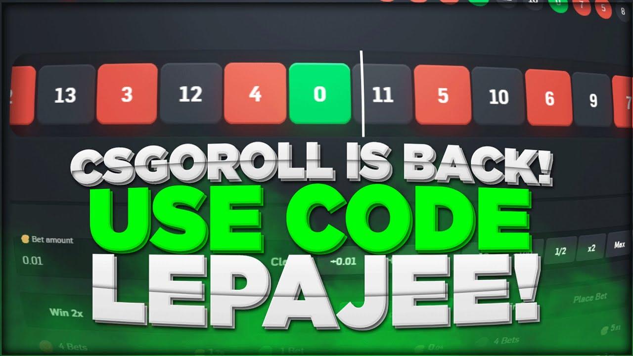 Csgoroll Codes