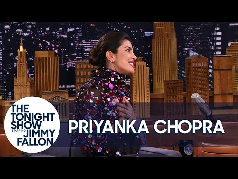 Priyanka Chopra Dishes on Attending Meghan Markle's Royal Wedding