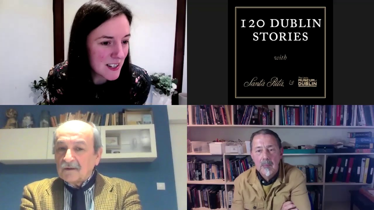 120 Dublin Stories episode 34: Mark Leslie & Tomislav Šola