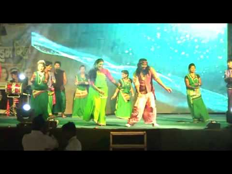 Hay Re Sarguja Naache - Chhollywood Film Fear Award Function Day - Singer Pt. Lallu Raja  - 2016