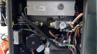Lennox EL296V Furnace Hiccup