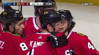St. Louis Blues vs Chicago Blackhawks - March 18, 2018 | Game Highlights | NHL 2017/18