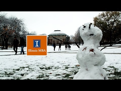 Winter Holiday Celebration - Fall 2015 - Illinois MBA