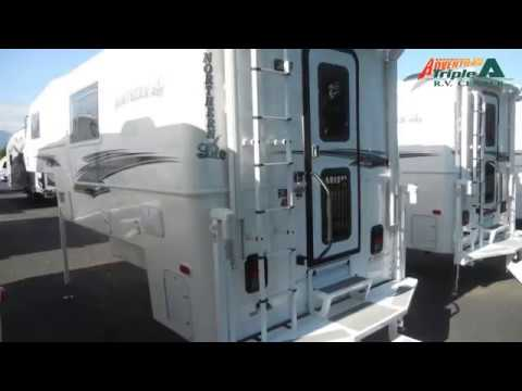 2019 Northern Lite NORTHERN LITE 10.2EXCD SE Truck Camper: Camping Made Easy | Triple A RV Center