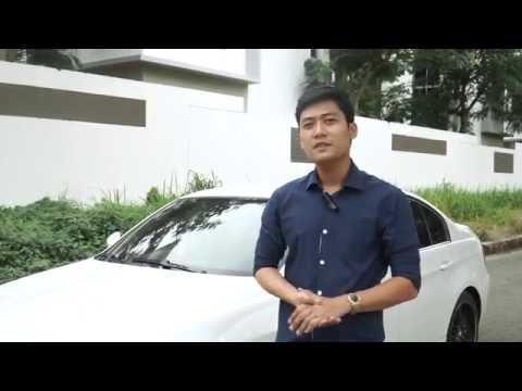 Xe.Tinhte.vn - Hướng dẫn sử dụng xe BMW 320i E90