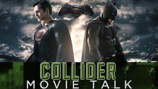 Collider Movie Talk - WB Exec Talks Batman V Superman Date Change