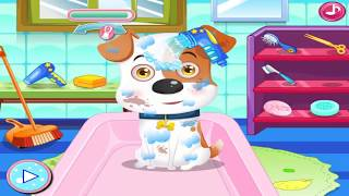 Pet Dog Care !  Pet Care Game ! Game For Kids ! Funny Game !