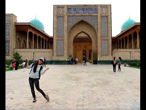 Uzbekistan: Arrival and A Day In Tashkent (день в Ташкенте) - DiDi's Adventures Episode 14