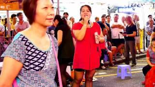 Repeat youtube video 支持中國大媽旺角西洋菜街演唱(高清HD)13 9 2015
