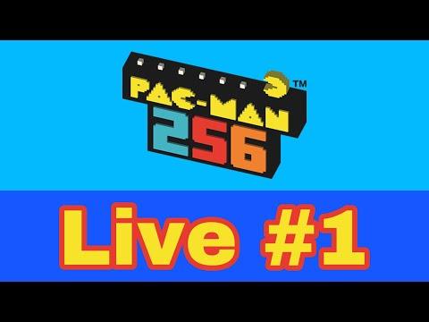 PAC-MAN 256 - Live #1