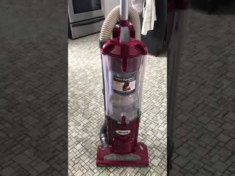 How to clean out a Shark Navigator Swivel