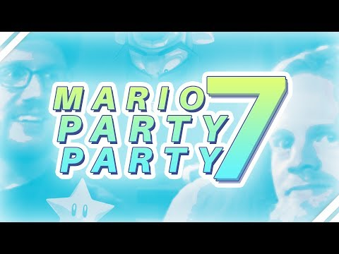 "The ""Best"" of Giant Bomb's Mario Party Party 7"