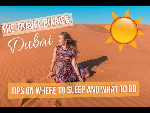 TRAVEL DIARIES: What to do in DUBAI in 5 days + CHEAP tips ☀️  - AFASHIONTASE