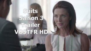 Suits Season 3 Trailer VOSTFR HD