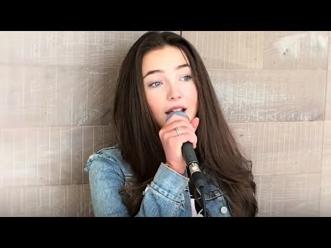BEST YOUNG  of I&39;LL NEVER LOVE AGAIN   LADY GAGA Cover by Lucy Thomas