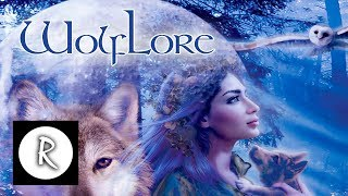 Fantasy music - Wolflore - music album - Native American Flute Music - New Age Music