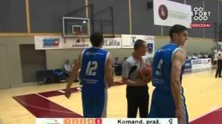 Martynas Pocius baseline reverse dunk
