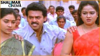 Venkatesh Scenes Back to Back    Telugu Latest Movie Scenes    Shalimarcinema