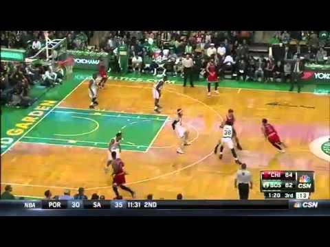 Chicago Bulls vs Boston Celtics   Highlights   January 16, 2015   NBA Season 2014 15