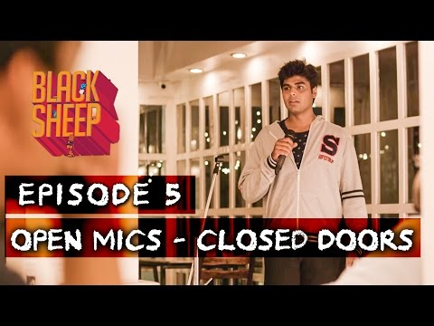 Black Sheep   Episode 5: Open Mics – Closed Doors   A Stray Factory Original on #LaughterGames