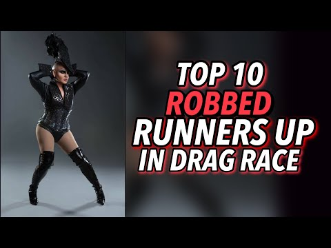 RUNNERS UP QUEENS who got ROBBED in DRAG...
