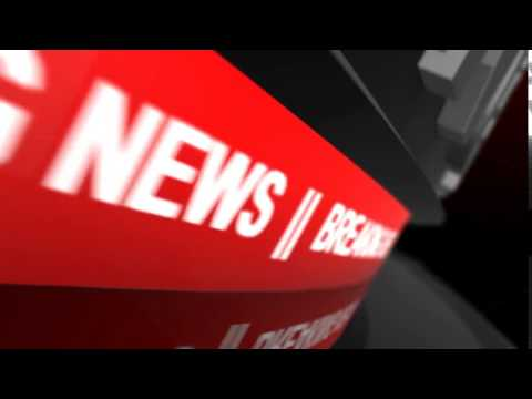 Breaking News Intro - Broadcast Packkages