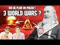 Did He Plan the 3 WORLD WARS? - ALBERT PIKE 33rd° ILLUMINATI GRANDMASTER! (Hindi Urdu)