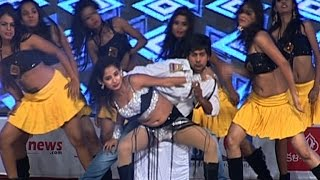 Man On Fire Song Performance at Jil Audio Launch